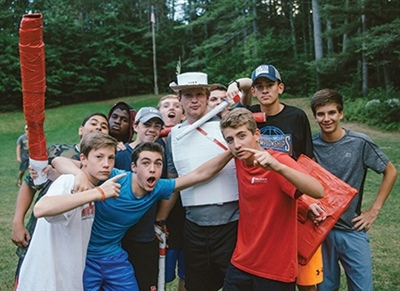 The big 'secret' of summer camp